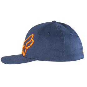 Fox Flex 45 Flexfit Hat Men navy/orange